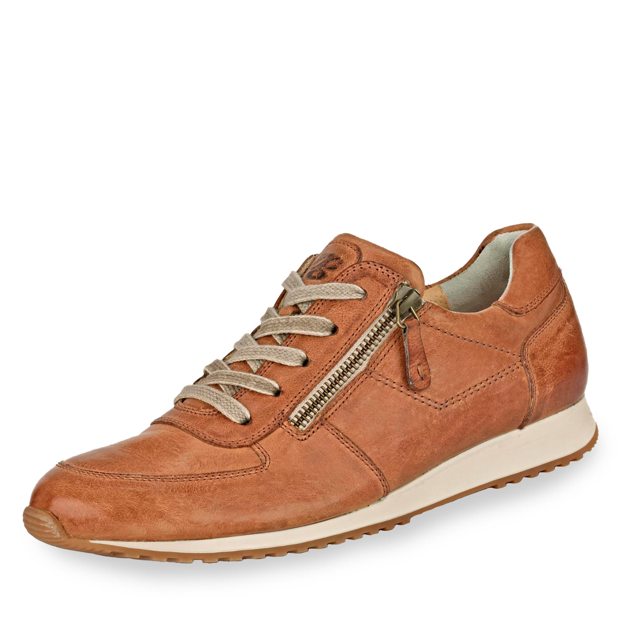 Paul Green Sneaker cognac