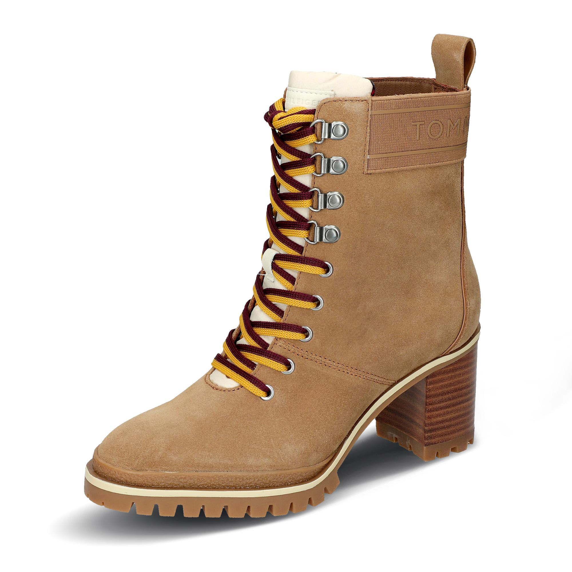 separation shoes 1fe3f 26f46 Tommy Hilfiger Boots - braun | Markenschuhe