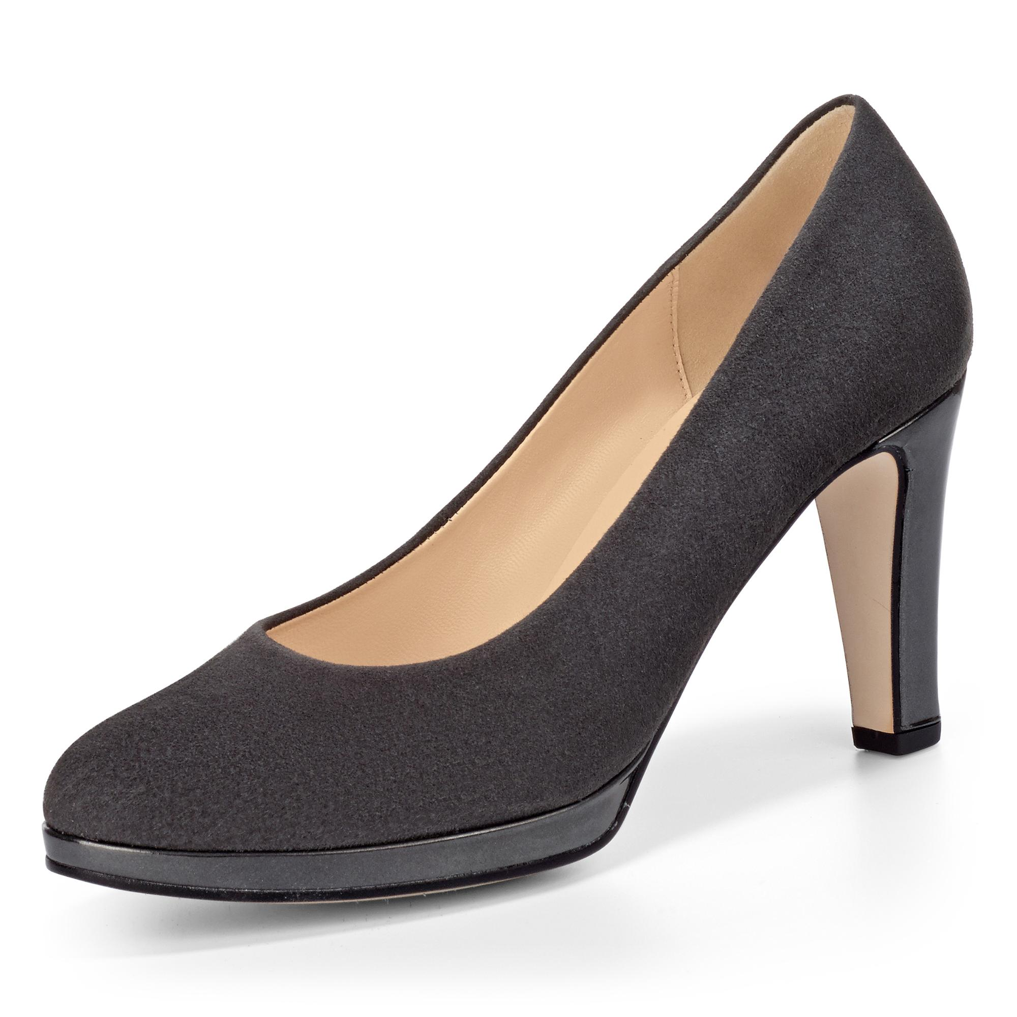 Gabor Pumps - anthrazit | Markenschuhe