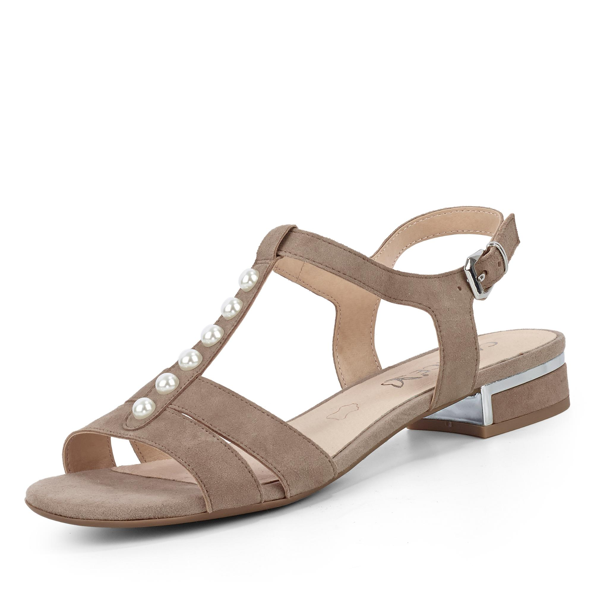 Caprice Sandale - taupe online kaufen