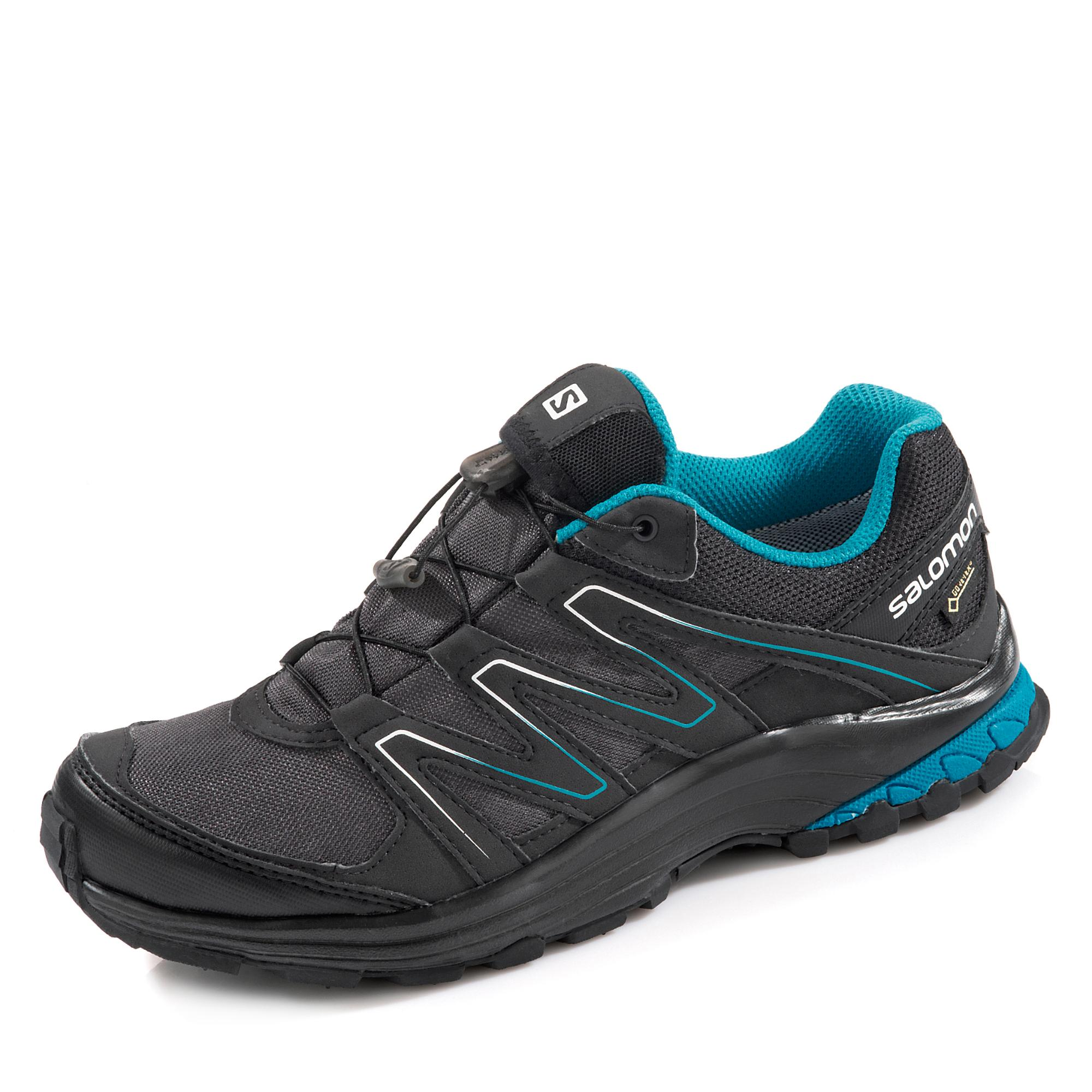 Salomon Sollia GORE TEX® Outdoorschuh anthrazit um 46