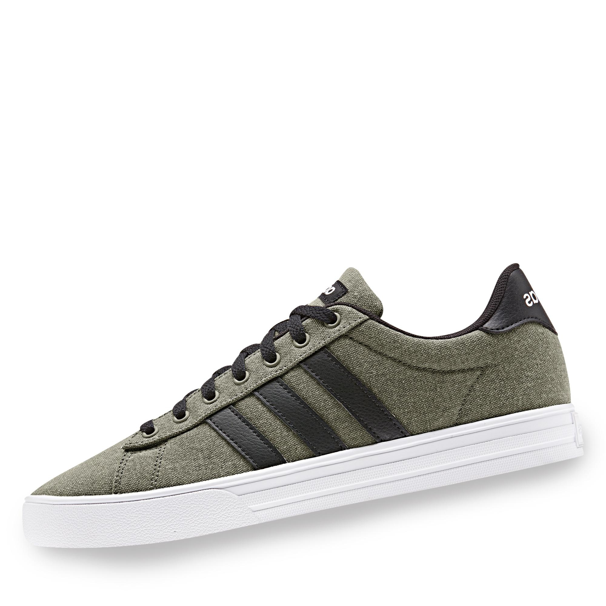 official site new style best choice adidas Daily 2.0 Sneaker - khaki/schwarz | Markenschuhe