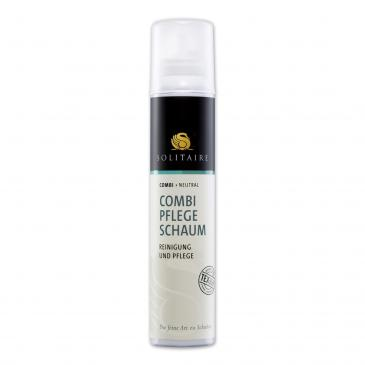 Solitaire Combi Pflegeschaum 200 ml - neutral