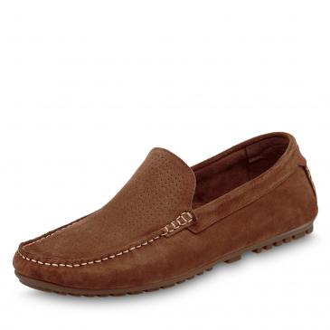 Brax Slipper - cognac