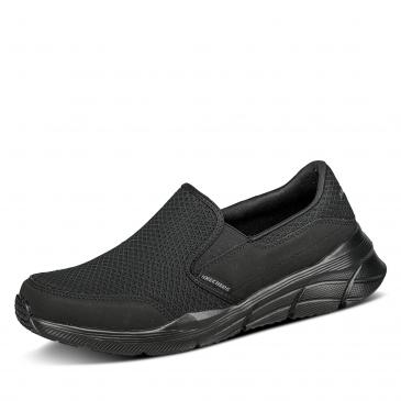 Skechers Equalizer 4.0 Slipper - schwarz