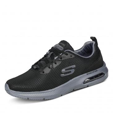 Skechers Air Dynamight Sneaker - schwarz