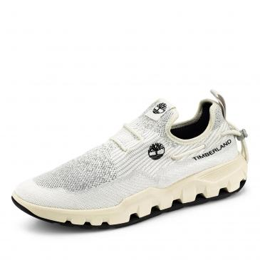 Timberland Urban Exit Stohl Boat Sneaker - weiß