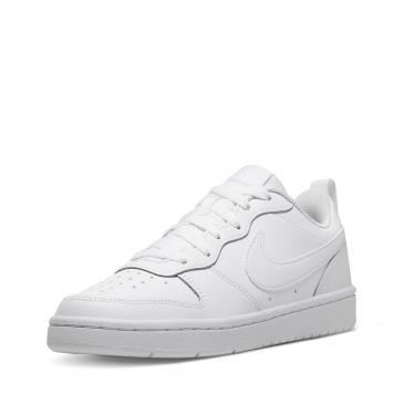 Nike Court Borough 2 Sneaker - weiß