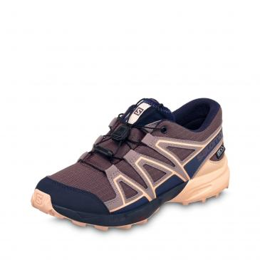 Salomon Speedcross ClimaSalomon Outdoorschuh - grau/rosé