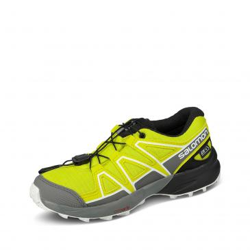 Salomon Speedcross ClimaSalomon Outdoorschuh - neongelb/grau
