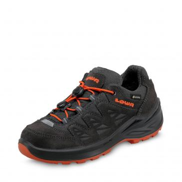 Lowa Diego II GORE-TEX Outdoorschuh - anthrazit/orange