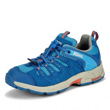 Meindl Respond Junior Outdoorschuh - türkis/orange