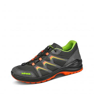 Lowa Maddox GORE-TEX Outdoorschuh - anthrazit/orange