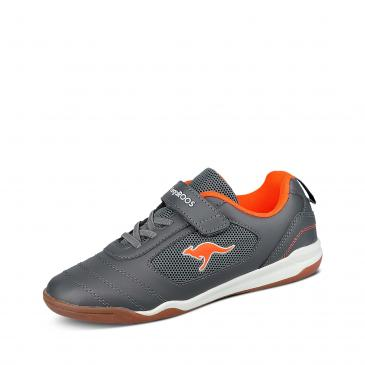 Kangaroos Nicourt EV Sportschuh - grau/orange