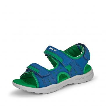 Geox Sandale - royal/green