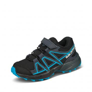 Salomon Speedcross Bungee Outdoorschuh - schwarz/blau