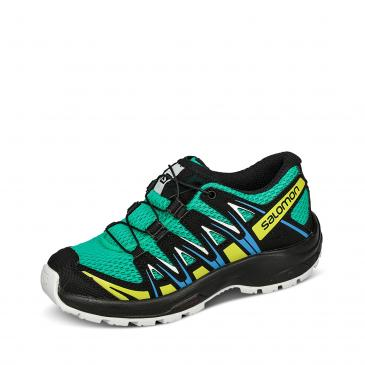 Salomon XA Pro 3D Outdoorschuh - mint/gelb