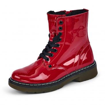 Bullboxer Boots - rot