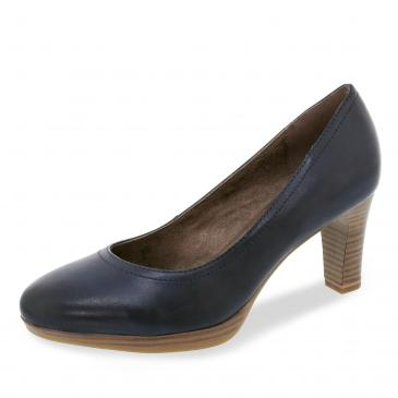 Tamaris Pumps - blau