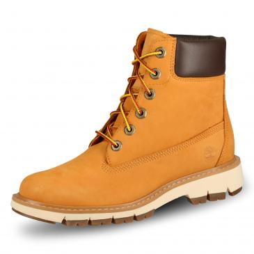 Timberland Lucia Way 6 in Boots - honig