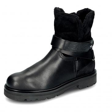Tommy Jeans Boots - schwarz