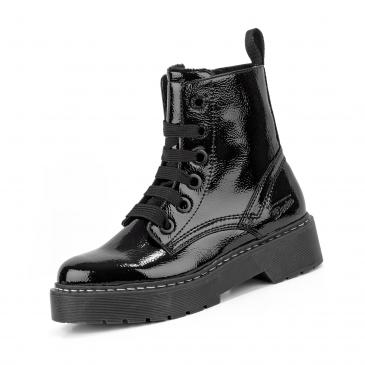 Tom Tailor Boots - schwarz