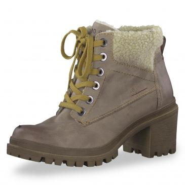 s.Oliver Boots - taupe