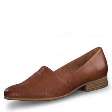 Tamaris Slipper - cognac