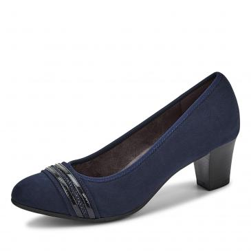 Jana Pumps - blau