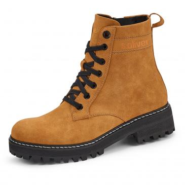 s.Oliver Boots - gelb
