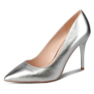 Buffalo Pumps - silber