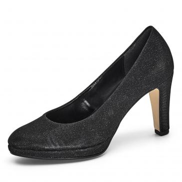 Gabor Pumps - schwarz/metallic