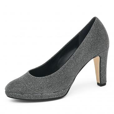 Gabor Pumps - anthrazit/metallic