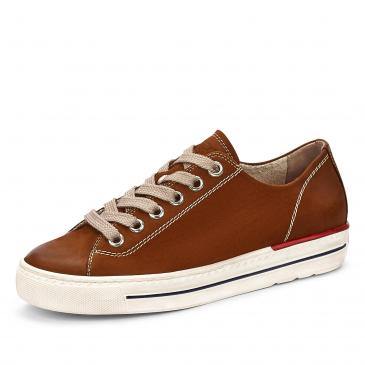 Paul Green Sneaker - cognac