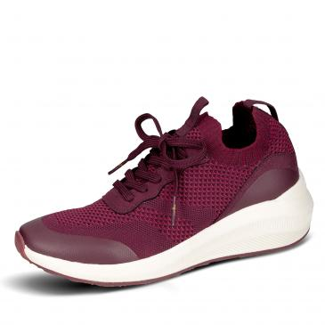 Tamaris Fashletics Sneaker - bordeaux