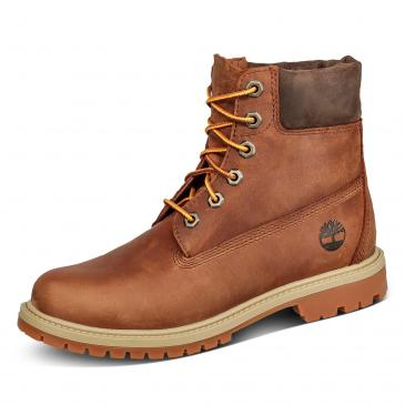Timberland 6in Heritage Boots - cognac