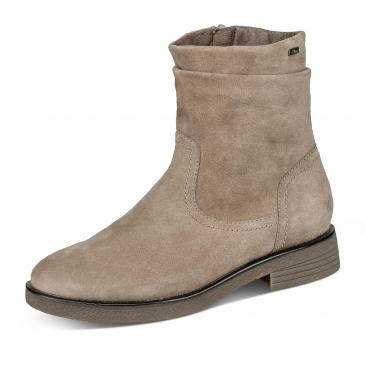 s.Oliver Stiefelette - taupe