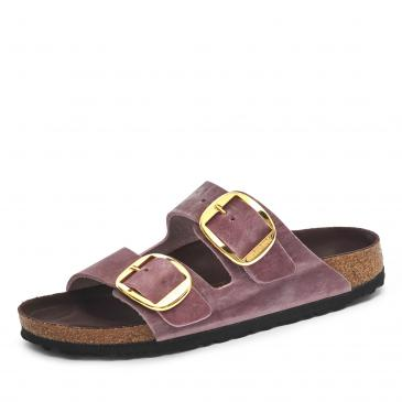 Birkenstock Arizona Big Buckle Pantolette - rosé