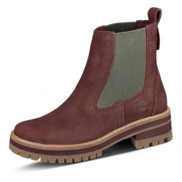 Timberland Boots - bordeaux