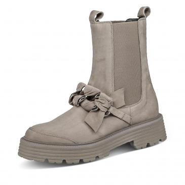 Kennel & Schmenger Chelsea Boots - taupe
