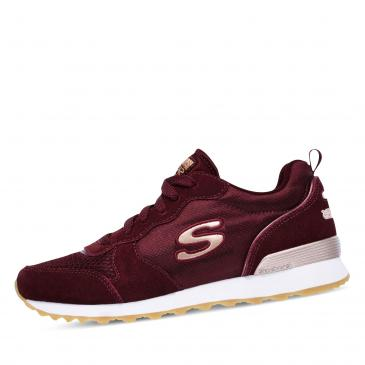 Skechers Gold N' Gurl Sneaker - bordeaux