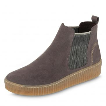 Gabor Chelsea Boots - taupe