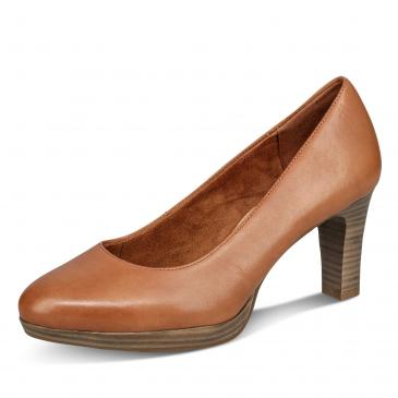 Tamaris Pumps - cognac