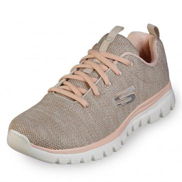 Skechers Graceful Sneaker - beige
