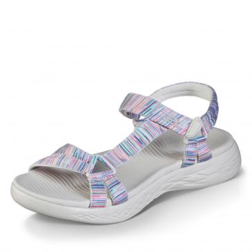 Skechers On the Go Sandale - bunt
