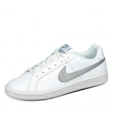 Nike Court Royale Sneaker - weiß/silber