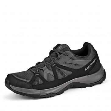 Salomon Alliston Outdoorschuh - grau/schwarz