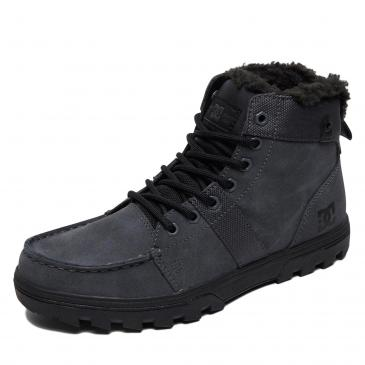 DC Woodland Sneakerboots - anthrazit