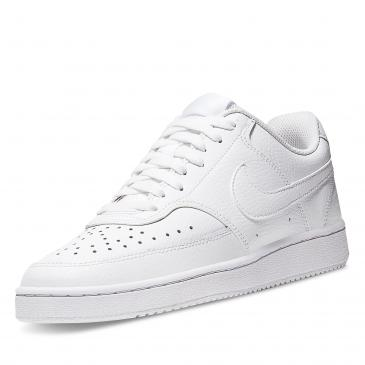 Nike Court Vision Low Sneaker - weiß