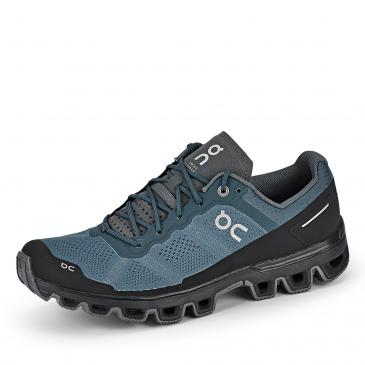 ON Cloudventure Outdoorschuh - blau/grau